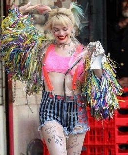 Harley Quinn Wings Jacket