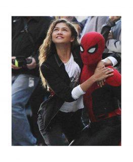 Spider Man Far From Home Zendaya Shirt