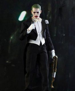 Suicide Squad Joker Black Suit