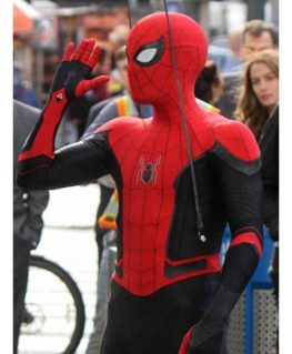 Spider-Man Far From Home Peter Parker Jacket