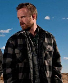 El Camino A Breaking Bad Jesse Pinkman Checkered Jacket