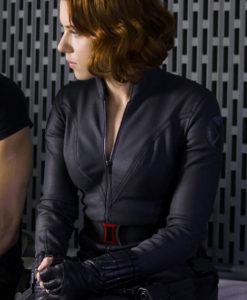 Black Widow's Jacket