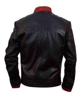 Batman The Dark Knight Bruce Wayne Leather Jacket