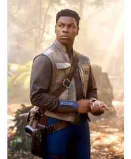 Star Wars Rise of the Skywalker Finn Leather
