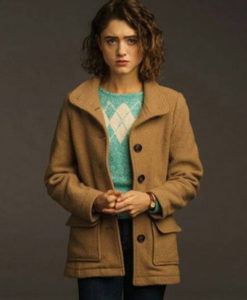 Stranger Things Season 3 Natalia Dyer Jacket