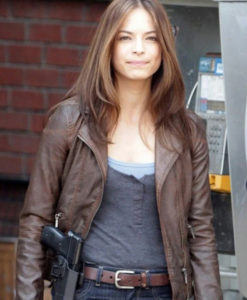 Kristin Kreuk Beauty And The Beast Jacket