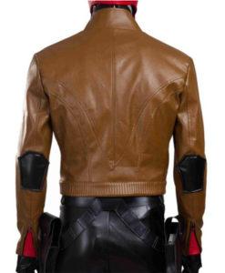 Batman Under The Red Hood Jason Todd Jacket