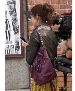 Alice Garano Americana Ashley Greene Jacket