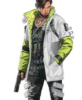 Apex Legends Crypto Jacket