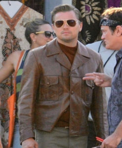 Once Upon A Time In Hollywood Rick Dalton Jacket front