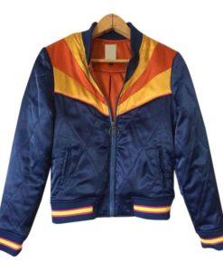 Stumptown Dex Orange Jacket
