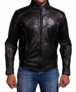 Batman Begins Black Jacket