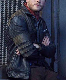 Leo Fitz Agents Of Shield Jacket