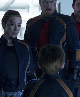Lost In Space Robinson Family Jacket