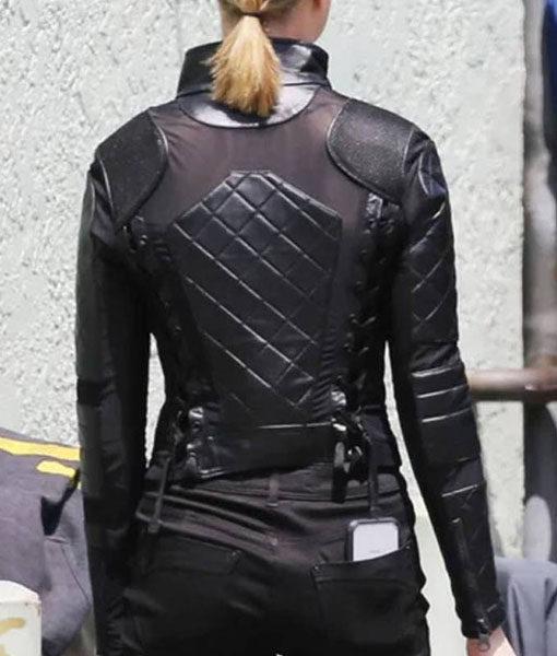 Westworld S03 Evan Rachel Wood Jacket