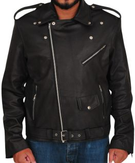 Wrestler Cody Rhodes US Flag Leather Jacket