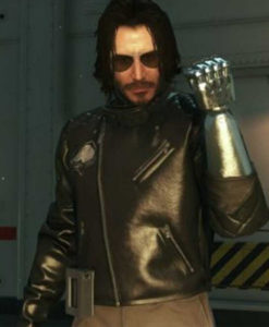 Cyberpunk 2077 Johnny Silverhand Jacket
