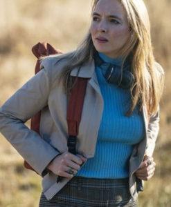 Killing Eve S03 Villanelle Cotton Jacket