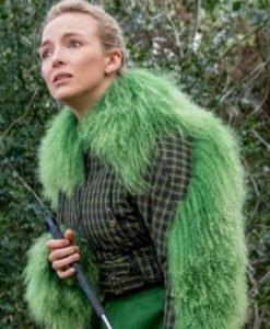 Killing Eve Villanelle Green Jacket