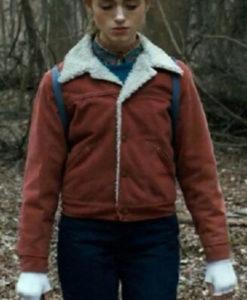 Nancy Wheeler Stranger Things Jacket
