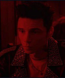 Paradise City Johnny Faust Leather Jacket