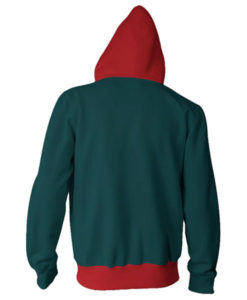 Spider-Man: Into the Spider-Verse Hooded Jacket