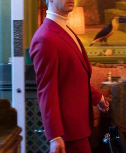 The Gentlemen Matthew Red Coat