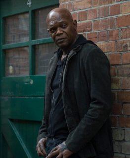 The Hitman's Bodyguard Darius Kincaid Jacket
