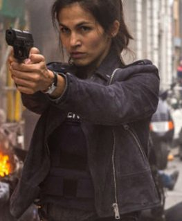 The Hitman's Bodyguard Amelia Roussel Jacket