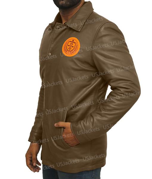 Tom Hiddleston Loki Jacket