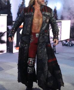 WWE Edge Royal Rumble Trench Coat
