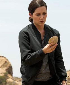Westworld Shannon Woodward Jacket