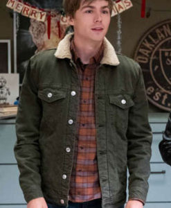13 Reasons Why Alex Standall Jacket