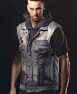Cyberpunk 2077 V Male Vest