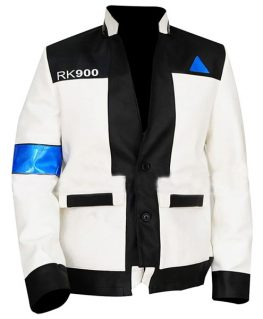Detroit: Become Human Connor Jacket