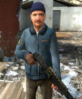 Half-Life 2 Odessa Cubbage Jacket