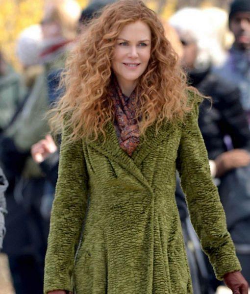The Undoing Grace Sachs Long Coat
