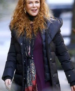 The Undoing Grace Sachs Puffer Coat