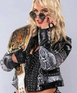 WWE Toni Storm Studs Jacket