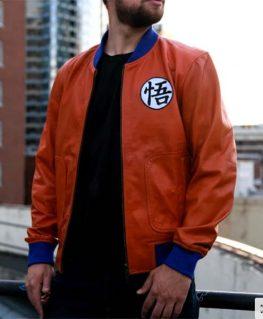 Dragon Ball Z Goku Jacket