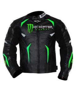 Monster Energy Alpinestars Hellhound Black Jacket