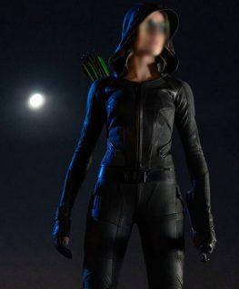 Arrow S07 Mia Smoak Black Jacket