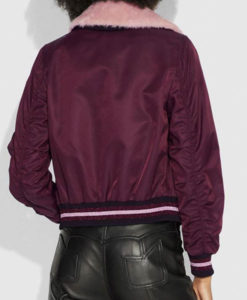 Riverdale S04 Betty Cooper Bomber Jacket