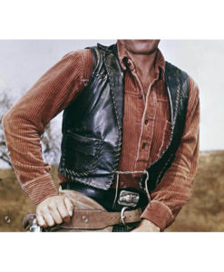 The Virginian James Drury Vest