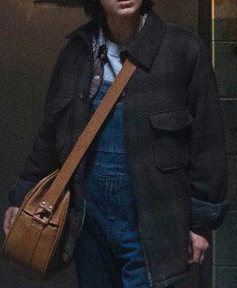 Enola Holmes Millie Bobby Jacket