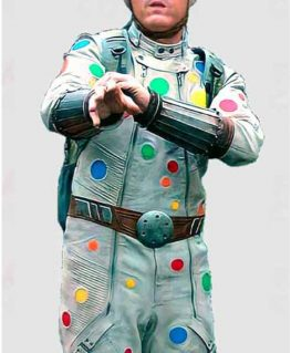 The Suicide Squad Polka Dot Man Jacket 2