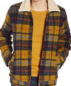 Riverdale S04 Jughead Jones Plaid Jacket