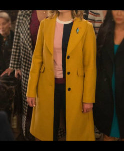 Riverdale S04 Betty Cooper Trench Coat