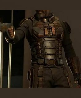 The Suicide Squad Bloodsport Jacket