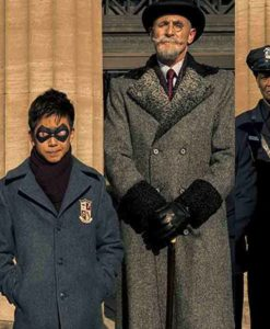 The Umbrella Academy Reginald Hargreeves Coat